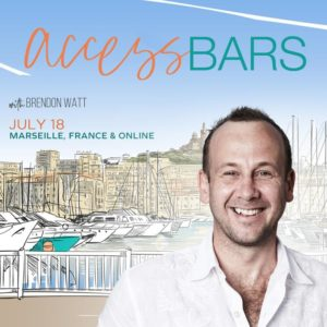 Access Bars class Brendon watt