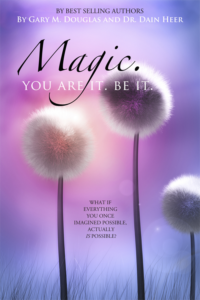 book cover magic you are it
