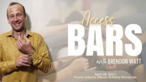 access bars with Brendon Watt